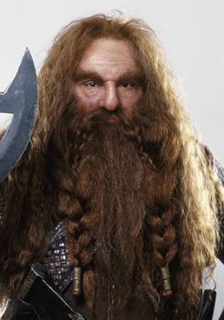 Gimli son of Gloin (Winner!)